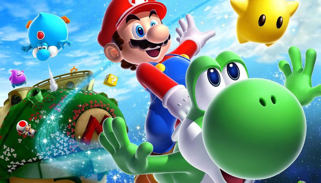 Nintendo Opens Door to Smartphone Games