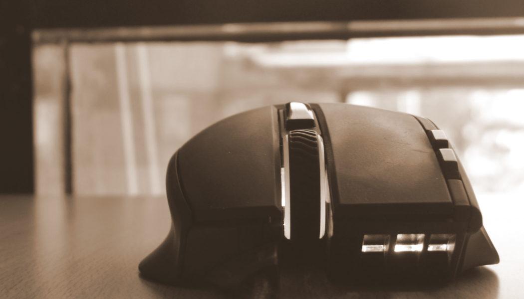 Corsair Sabre RGB Optical Mouse Review