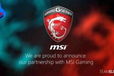 Team Elunes is now powered by MSI