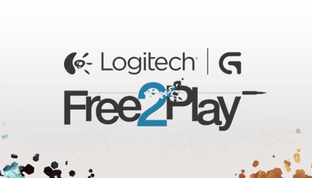 Logitech G - Free2Play #4 LAN Gaming Tournament