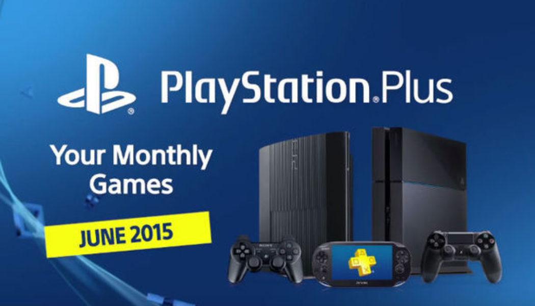PS Plus Games of June 2015