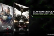 NVIDIA Announces a GeForce GTX Bundle Featuring Batman: Arkham Knight & The Witcher 3: Wild Hunt