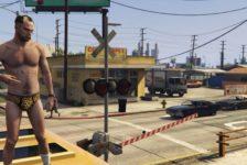 Jackass Grand Theft Auto V Version