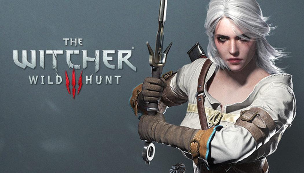 Witcher 3 Cosplay: Galina Zhukovskaia