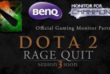 DOTA 2 Tournament: Ragequit Season 3
