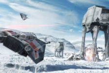 Star Wars Battlefront Looks Epic