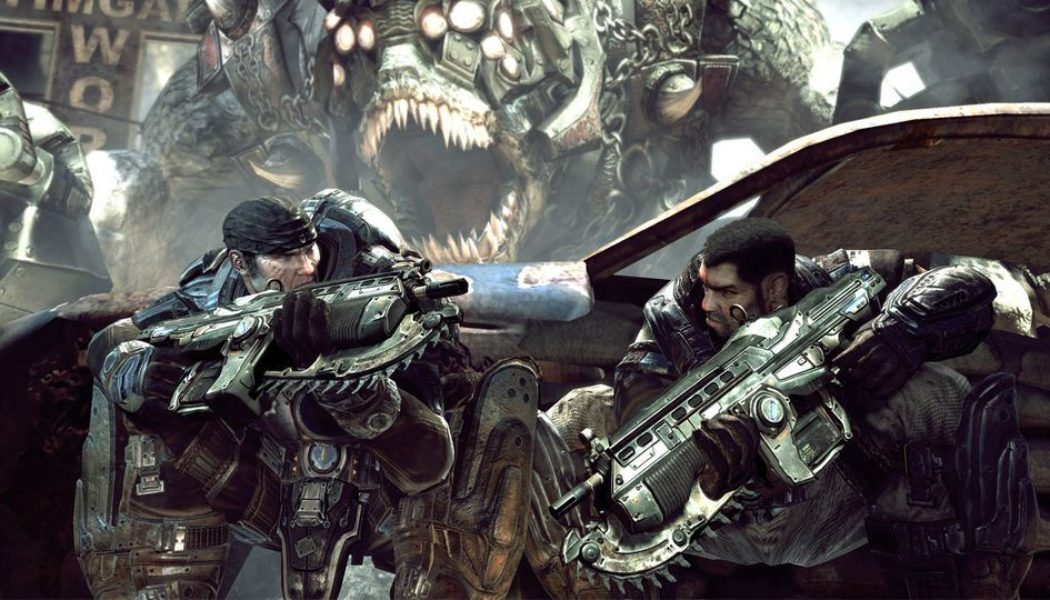 Gears of War: Ultimate Edition Could Have an eSports Future