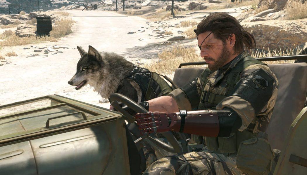 Metal Gear Solid V Microtransaction Details