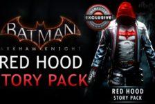 Batman: Arkham Knight Red Hood Story Pack