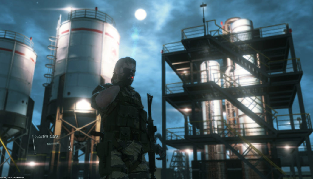 Kojima Productions Asks Fans Whjat they Want in PC Version of MGS V: TPP