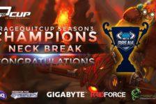 RageQuit Cup Season III Event Roundup