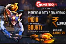 GamePro Dota 2 Championship