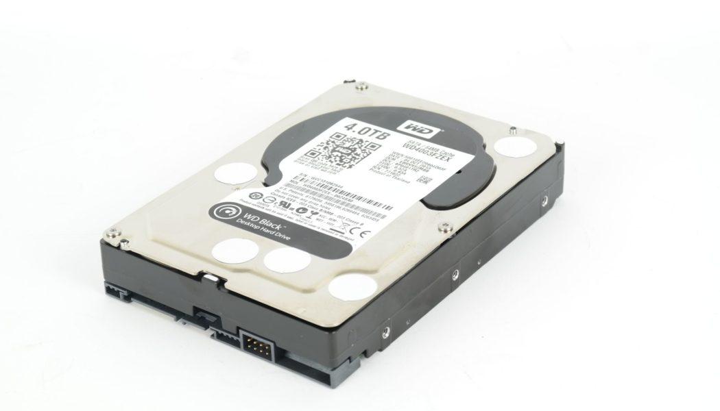 WD Black 4TB Desktop HDD Review