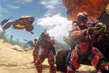 Halo 5 Campaign Footage