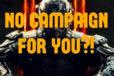 Black Ops 3: No Campaign On PS3 and Xbox 360