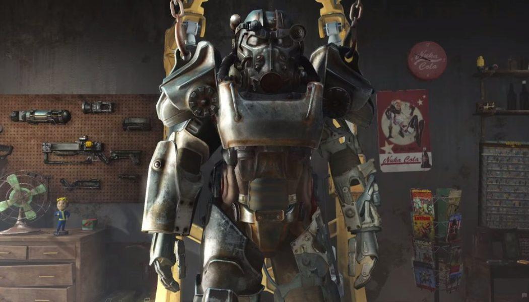 Fallout 4 PS4 Screenshots Leaked