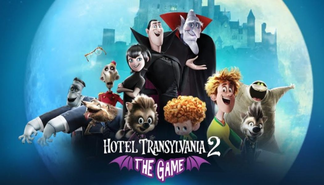Sony Pictures And Reliance Games Launch Hotel Transylvania 2 Mobile Game