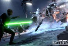 Star Wars Battlefront PS4 Trailer