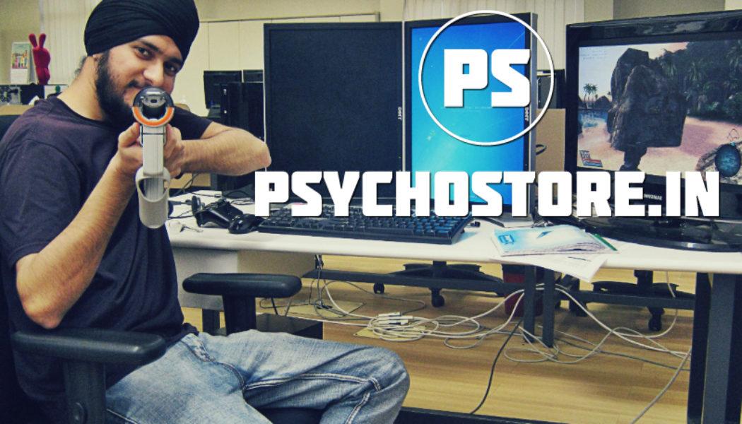 Psycho Store: Interview With Ishkaran Singh