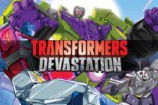 Launch Trailer For Transformers: Devastation