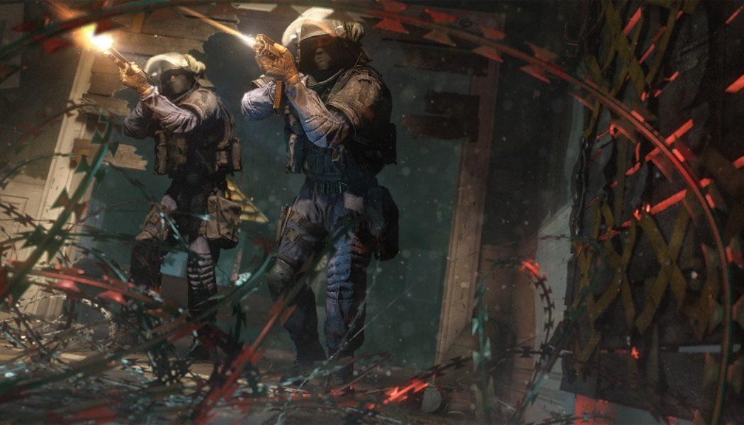 Rainbow Six Siege NVIDIA GameWorks Trailer Looks Stunning
