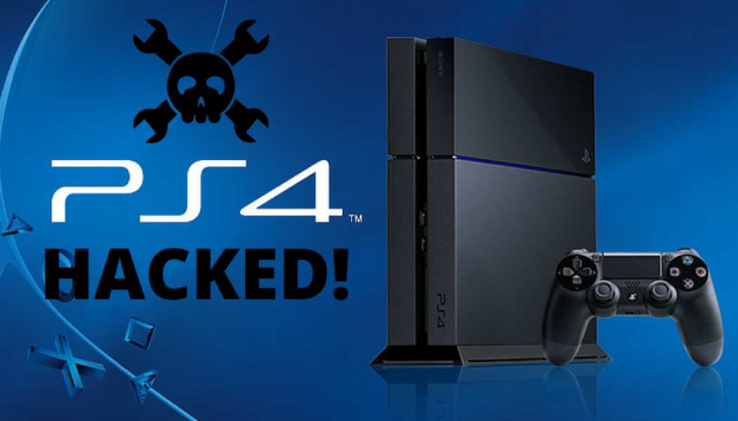 The Playstation 4 Hack Confirmed, Console Shown Running Pokemon