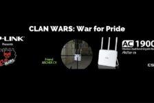 TP-LINK Hosts CLAN WARS: War for Pride – Season 5 Nationally
