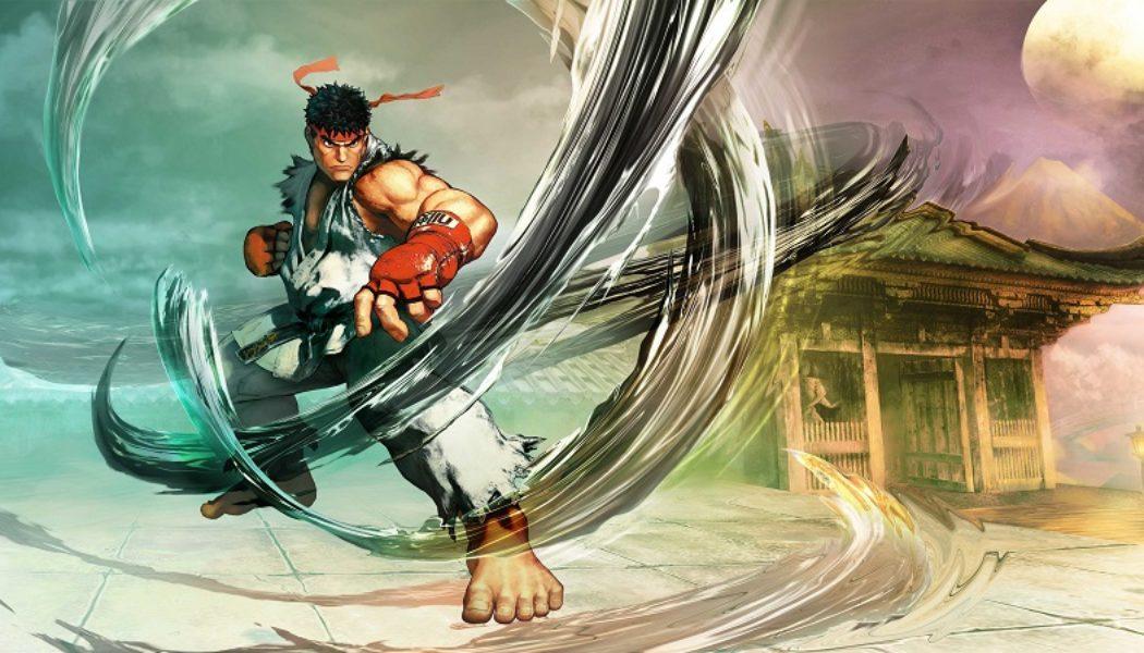New Trailer For Street Fighter V Packs A Punch