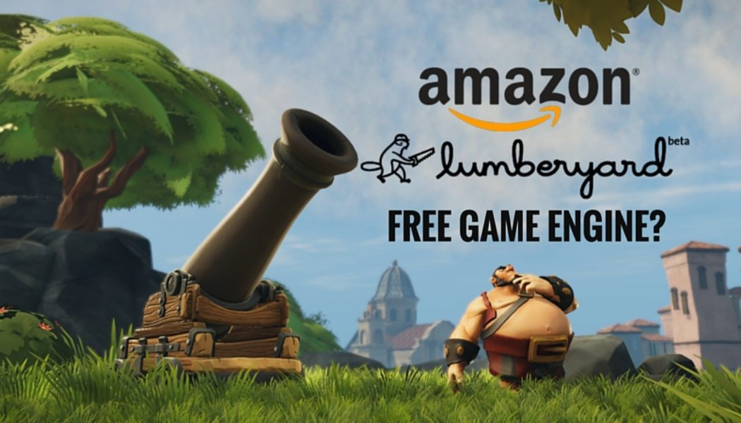 Amazon Games Giving Away Their Game Engine For Free