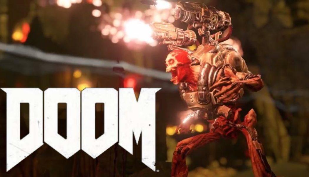 Get The Demon Multiplayer Pack On Pre-Ordering DOOM
