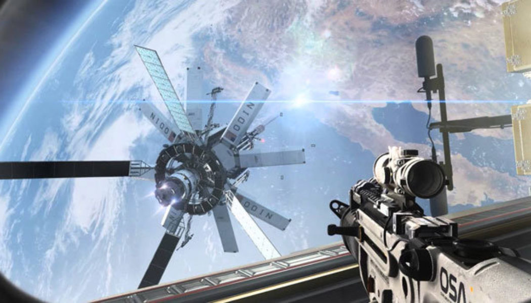 New Call Of Duty To Be Set In Space?
