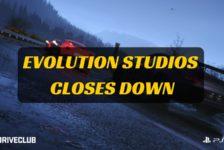 Evolution Studios: Makers Of DriveClub Shutdown