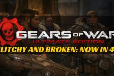 Gears Of War: Ultimately Broken Edition Now Available On PC