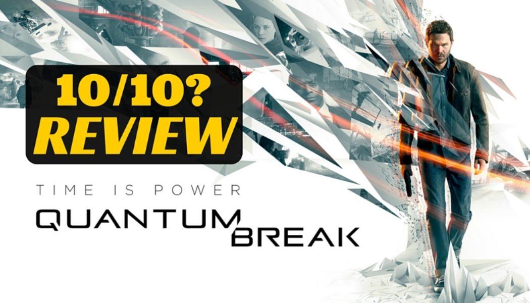 Quantum Break Review: Remedial Masterpiece