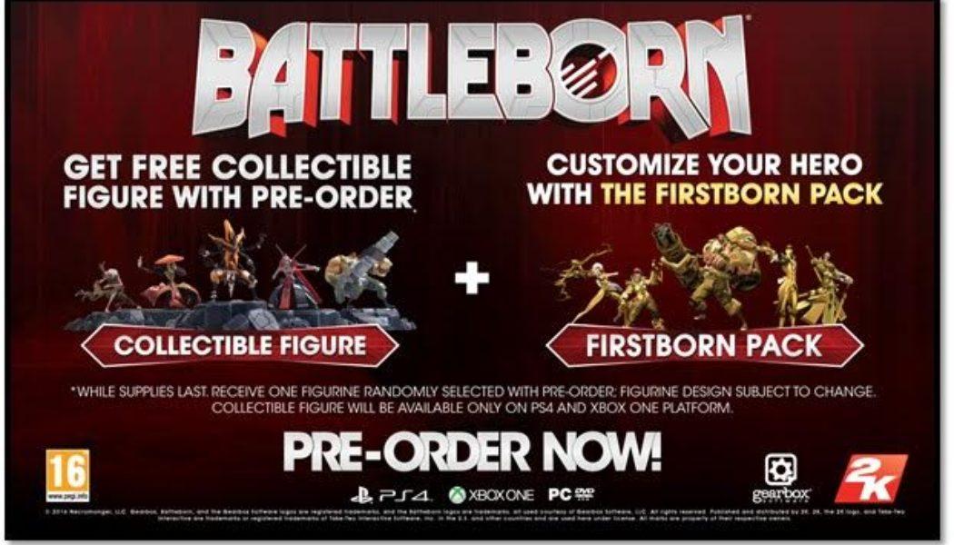 Pre-Orders Open For Battleborn