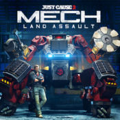 Just Cause 3, To Get The New Mech Land Assault Contect Pack This June