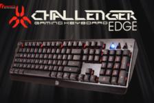 Tt eSPORTS CHALLENGER EDGE Membrane Gaming Keyboard