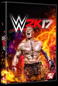 Brock Lesnar_WWE 2K17