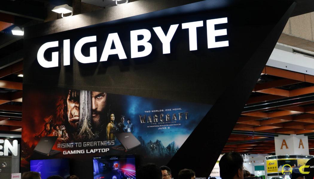 Computex Day 3: Photo Journal Gigabyte Xtreme Gaming