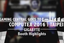 Fast Cars & GPUs: GIGABYTE Booth Computex 2016 Highlights