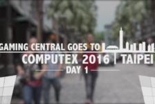 Computex Taipei 2016: Day One Vlog