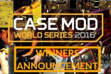 COOLER MASTER CASE MOD SERIES 2016: WINNER ANNOUNCEMENT