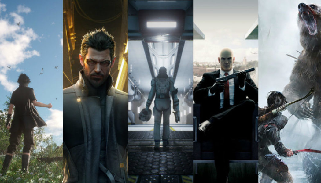 Square Enix Announces Huge Line-Up Of Games Ahead Of Gamescom