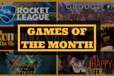 Games of the Month: July 2016