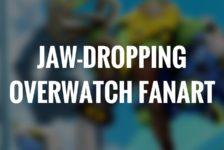Jaw Dropping Overwatch Fan Art