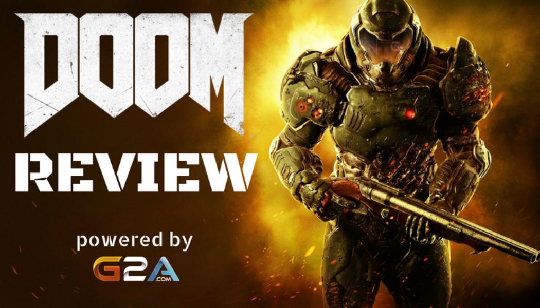 Metal AF – DOOM Review