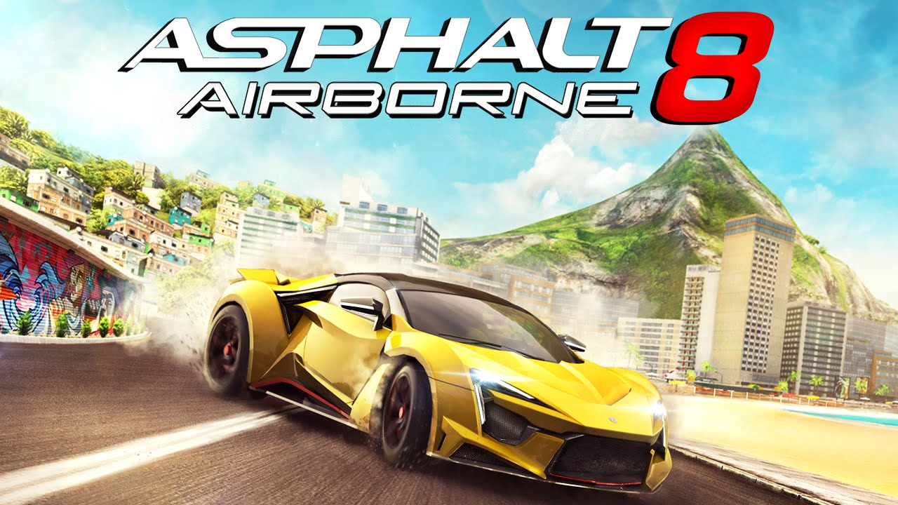 asphalt 8 latest update takes you to the streets of rio gaming central. Black Bedroom Furniture Sets. Home Design Ideas