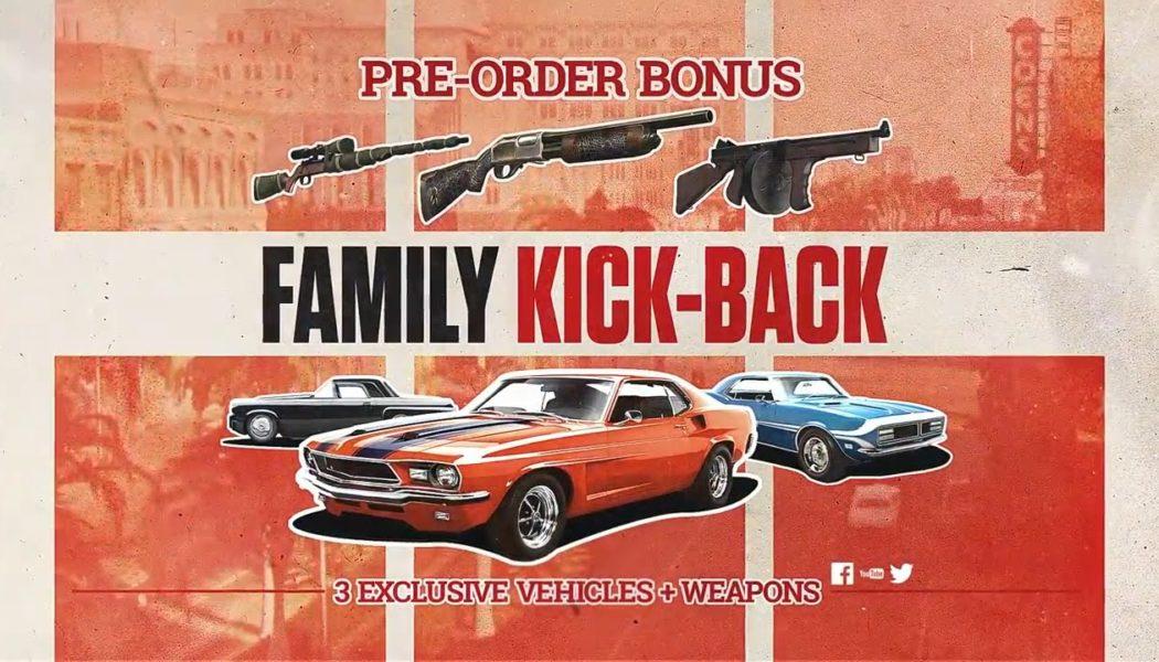 Pre-order Mafia III And Get These Amazing Bonuses