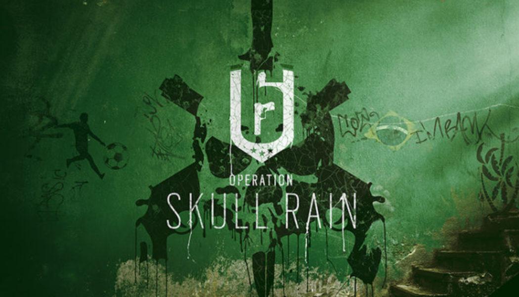 Tom Clancy's Rainbow Six Siege Skull Rain Launch Trailer