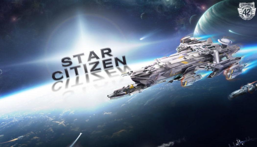 Star Citizen Gameplay At Gamescom 2016 Looks Stellar